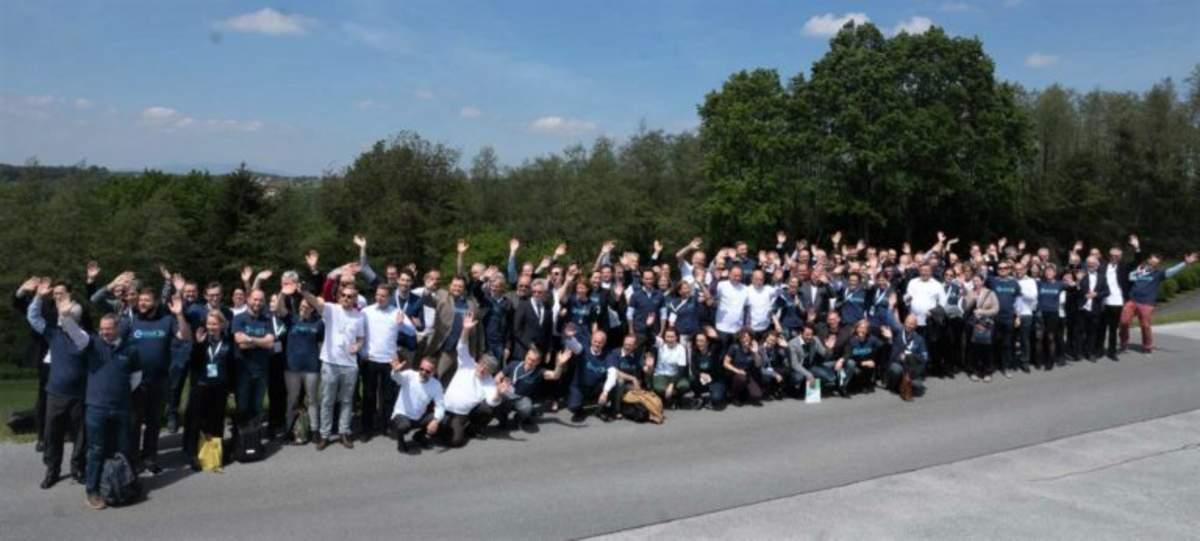 Die TeilnehmerInnen der MIAW2019 (Foto C. Spanik)